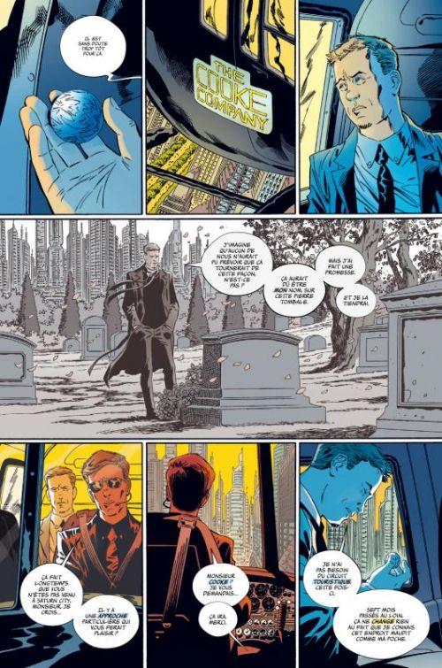Sexe T1 : L'été du hard (0), comics chez Delcourt de Casey, Kowalski, Simpson