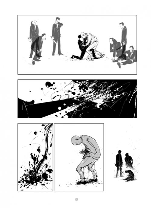 Les maîtres, manga chez Cambourakis de Lee-Woo