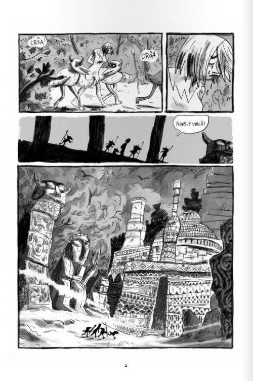 Dum T1 : Le temps de l'innocence (0), comics chez Vide Cocagne de Grolleau, de Bruxelles