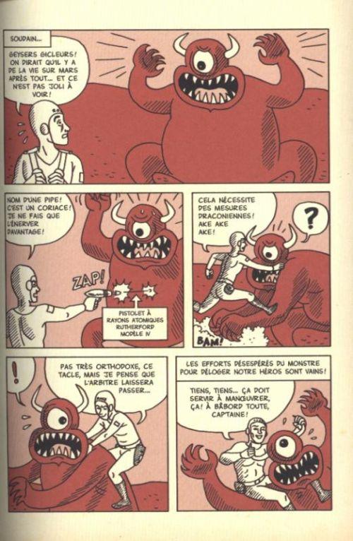 Magic Pen, comics chez Casterman de Horrocks, Dumas