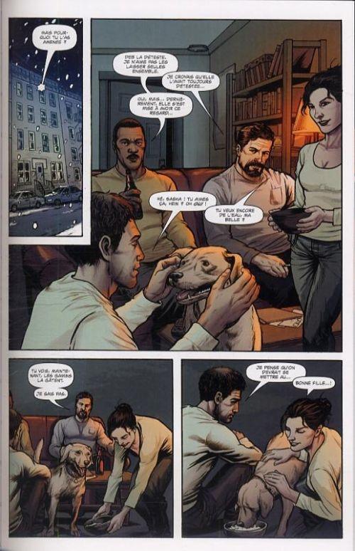 Red Team T1 : Les règles (0), comics chez Panini Comics de Ennis, Cermak, Lucas