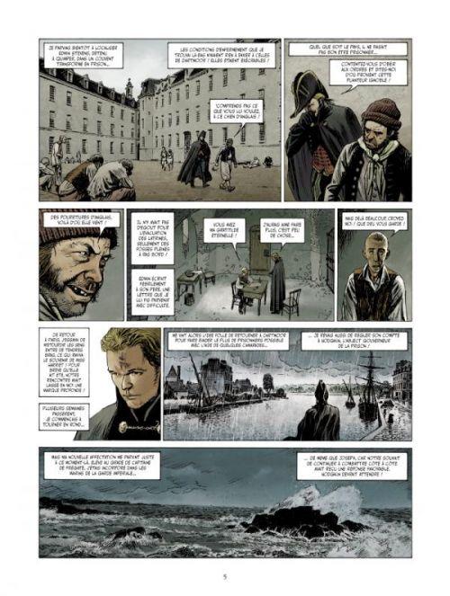 Josse Beauregard T2 : Mourir à Cadix (0), bd chez Glénat de Mosdi, Majo, Folny