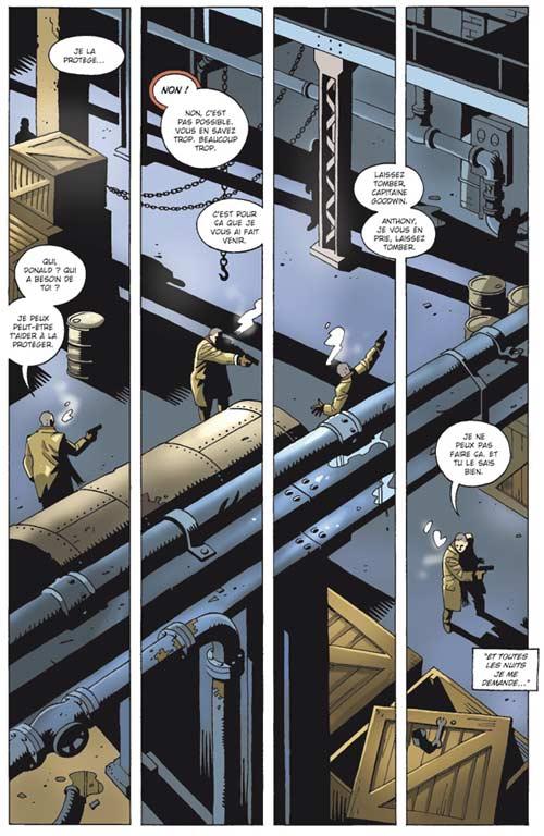 Pacte avec le diable, comics chez Bamboo de Miller, Avery, Schwartzrock, Curiel