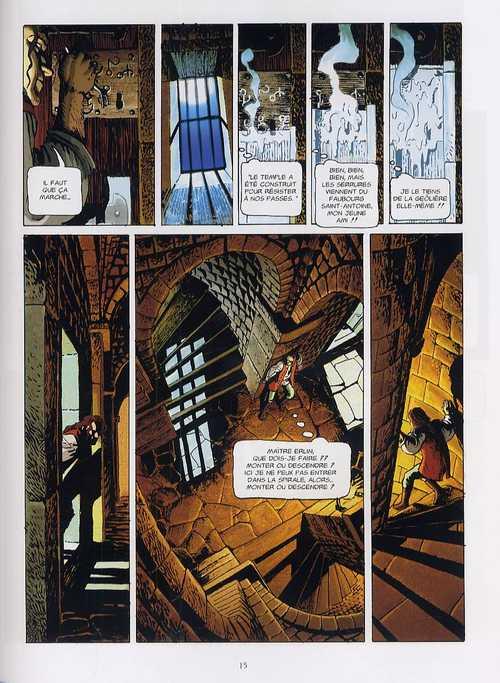 L'histoire secrète T6 : L'Aigle et le Sphinx (0), bd chez Delcourt de Pécau, Kordey, Beau