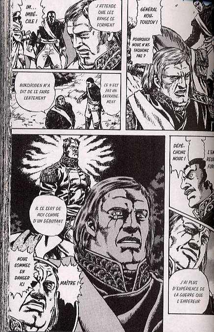 Napoleon T1, manga chez Kami de Hasegawa