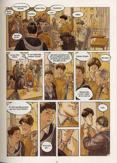 La mémoire dans les poches T1 : Première partie (0), bd chez Futuropolis de Brunschwig, Le Roux
