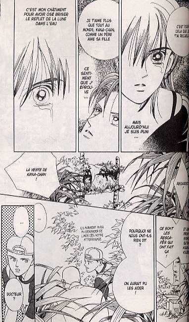 Magic, manga chez Delcourt de Shimizu