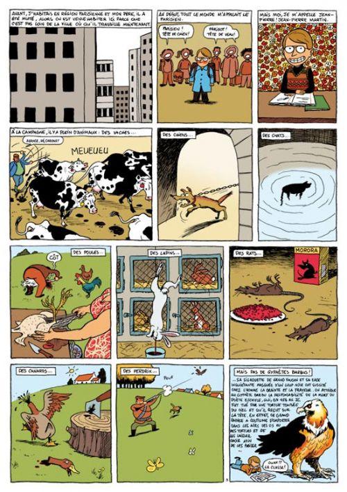 L'Extravagante comédie du quotidien T1 : Leçon de choses (0), bd chez Dupuis de Mardon