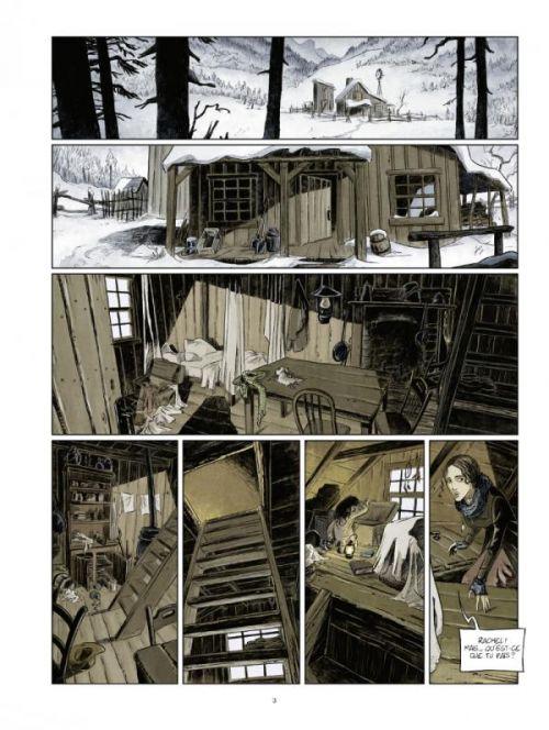 Promise T2 : L'Homme souffrance (0), bd chez Glénat de Lamy, Mikaël