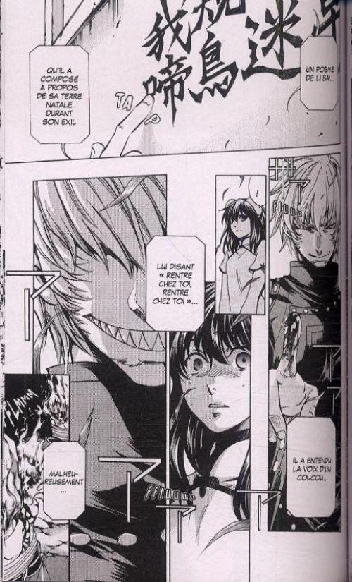 Saint Seiya - The lost canvas chronicles  T6, manga chez Kurokawa de Teshirogi, Kurumada