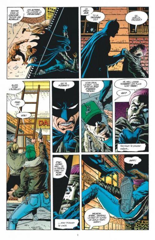 La proie d'Hugo Strange, comics chez Urban Comics de Moench, Gulacy, Sinclair, Oliff, Fabok