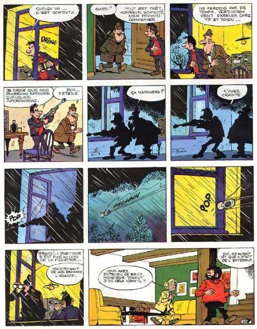 Tif et Tondu T15 : Tif rebondit (0), bd chez Hachette de Rosy, Will
