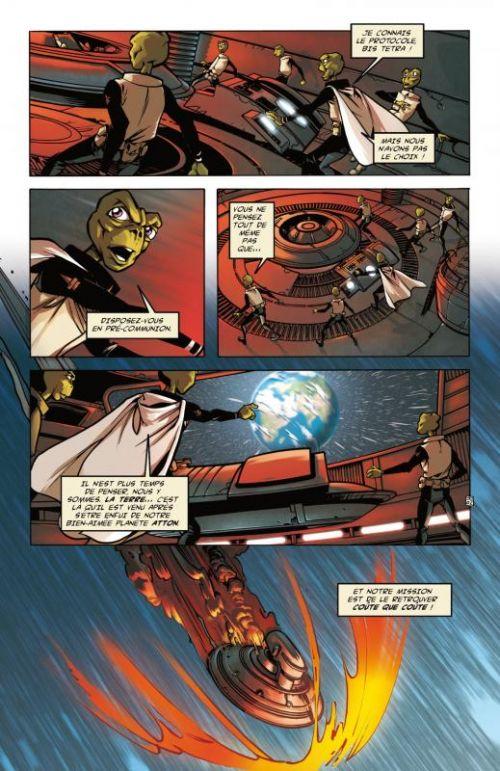 Attoneen T1 : Alien intérieur (0), comics chez Delcourt de Boisserie, Brangier, Maz