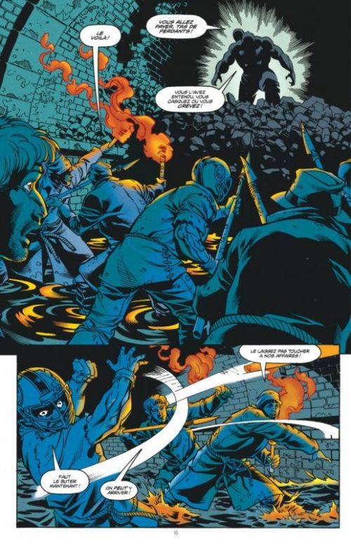 Batman - No man's land T3, comics chez Urban Comics de Renaud, Dixon, O'neil, Wyn, Ostrander, Rucka, Beatty, Balent, Deodato Jr, McDaniels, Jurgens, Alixe, Robinson, Sienkiewicz, Barreto, Nolan, Johnson, Schwager, Rambo, Roy, Ro, Bleyaert, Giddings, Laughlin, Jamison, Mulvihill, Tewes, Wildstorm fx, Harris