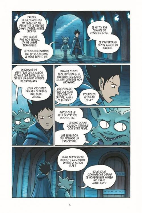 Amulet T6 : L'évasion (0), comics chez Akileos de Kibuishi