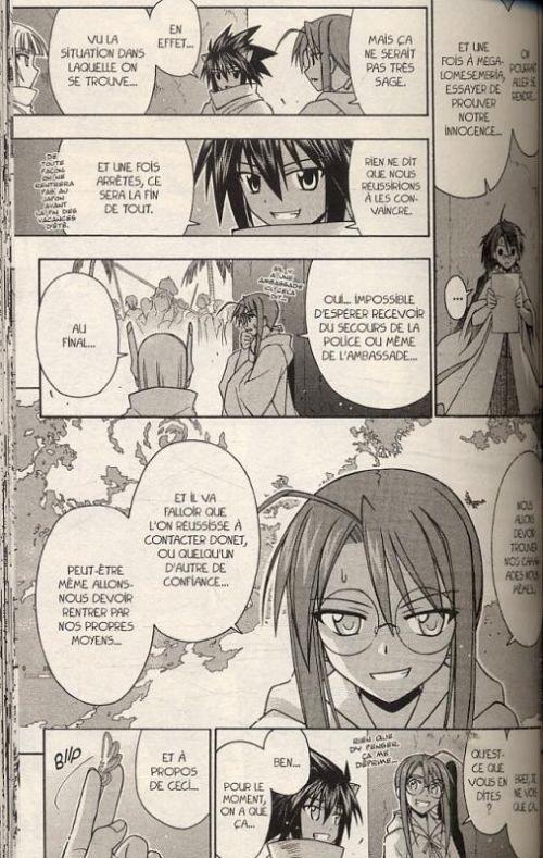 Negima - édition double  T11, manga chez Pika de Akamatsu