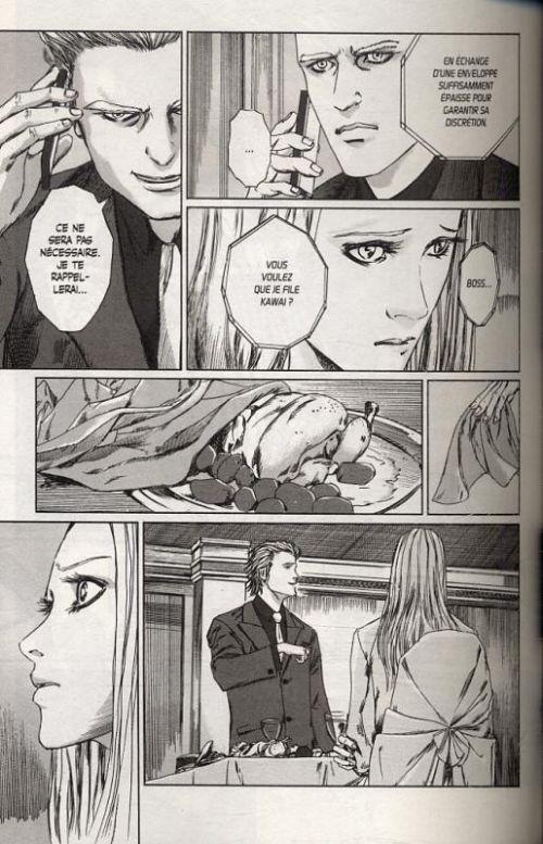 Mr. Nobody T3, manga chez Bamboo de Tanabe