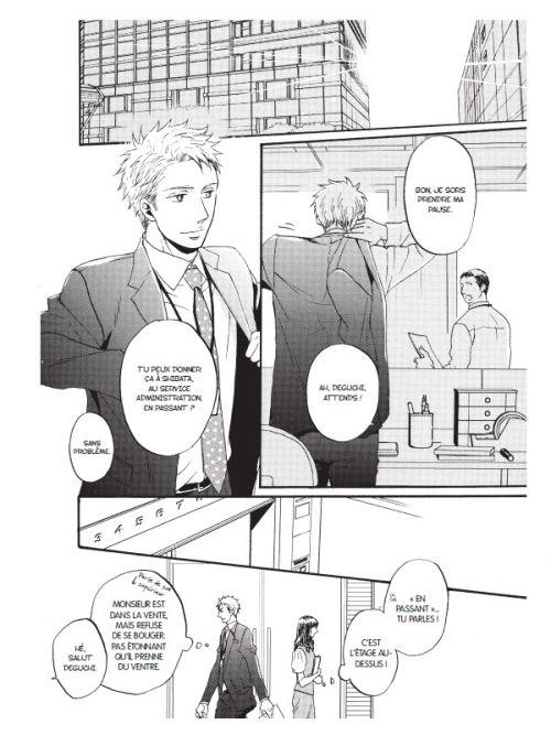 Mon amour à tout jamais, manga chez Taïfu comics de Yoneda