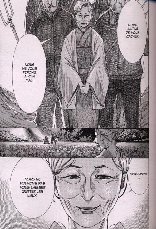 La tour fantôme T4, manga chez Glénat de Nogizaka