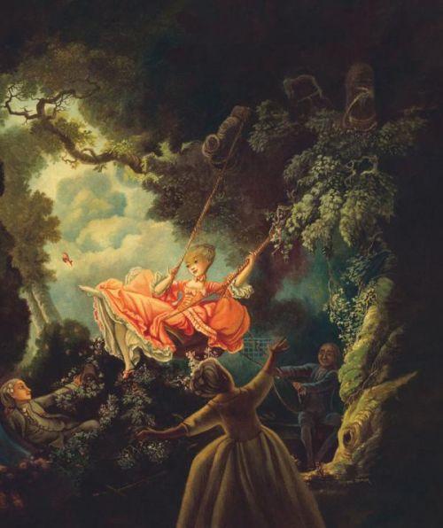 Marie-Antoinette, bd chez Soleil de Lacombe