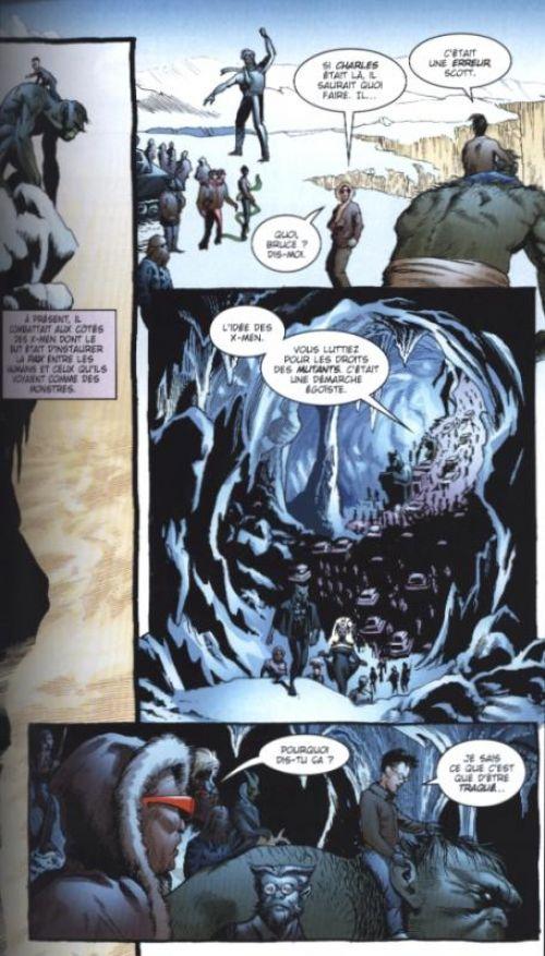 Universe X, comics chez Panini Comics de Krueger, Ross, Braithwaite, Depuy