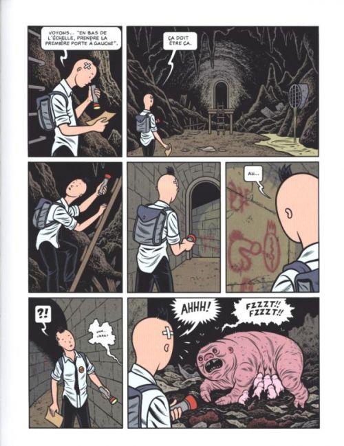 Toxic T3 : Calavera (0), comics chez Cornelius de Burns
