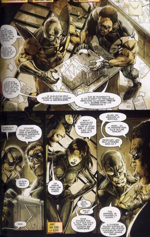 The Mighty Avengers T2 : Fronts multiples (0), comics chez Panini Comics de Slott, Gage, Segovia, Sandoval, Chen, Tolibao, Diaz, Pham, Milla, Rauch, Keith, Guru efx, Chung, Beaulieu, Djurdjevic