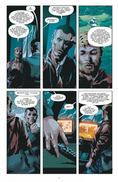 Green Arrow T2 : La guerre des outsiders (0), comics chez Urban Comics de Lemire, Cowan, Sorrentino, Maiolo