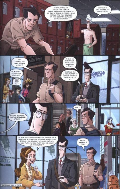 Ghostbusters - SOS Fantômes T2 : Un flirt avec la mort (0), comics chez Delcourt de Burnham, Schoening, Delgado, Runge