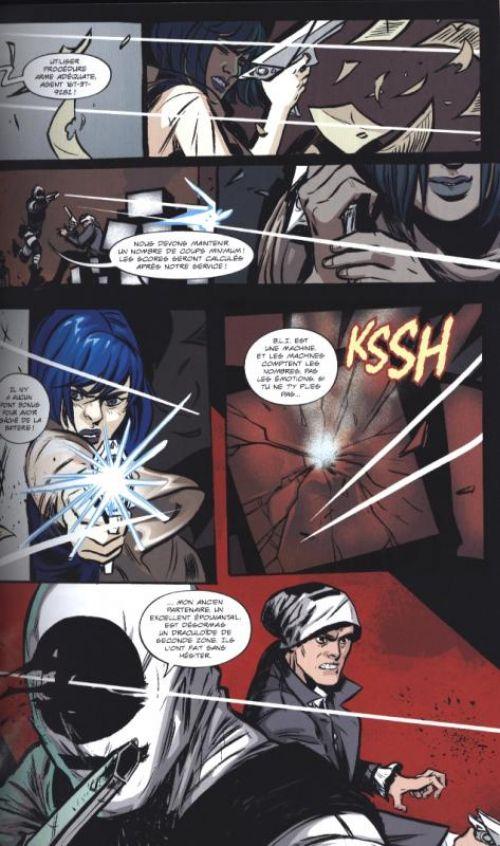 Killjoys, comics chez Delcourt de Way, Simon, Becky Cloonan, Jackson