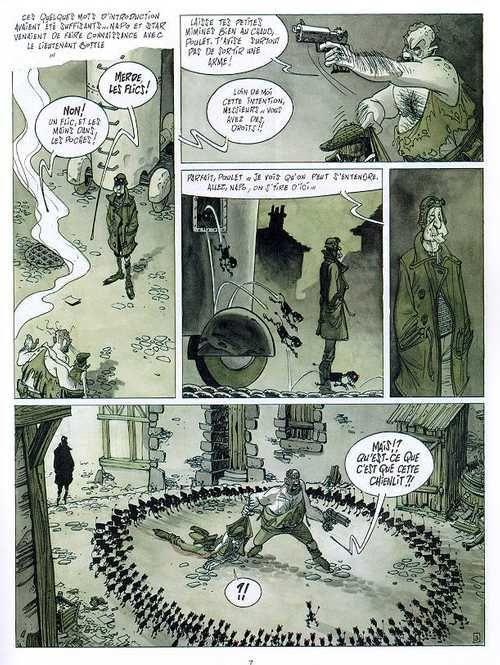 Anita Bomba T1 : Aussi loin que je me rappelle... (0), bd chez Casterman de Gratien, Cromwell