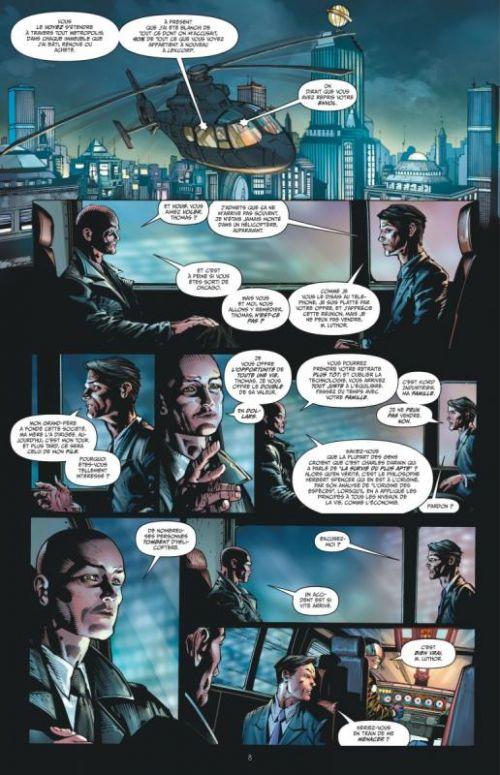 Justice League – New 52, T6 : Le règne du mal - 1ère partie (0), comics chez Urban Comics de Johns, Gates, Salazar, Finch, Reis, Mahnke, Kudranski, Eltaeb, Reis, Kalisz, Oback, Aviña