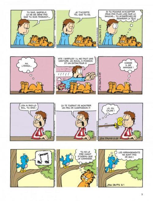 Garfield - Chat Geek, comics chez Dargaud de Davis