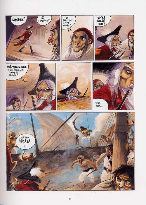 Les aventures oubliées du Baron de Münchhausen T1 : Les orientales (0), bd chez Vents d'Ouest de Supiot