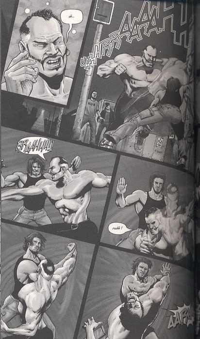 Small Gods T1 : La Main du mort (0), comics chez Delcourt de Rand, Ferreyra