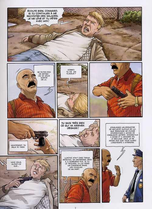 SAS T1 : Pacte avec le diable (0), bd chez Glénat de Ciance, Mutti, Malisan
