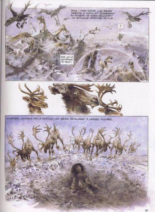Les chasseurs de l'aube, bd chez Dupuis de Hausman
