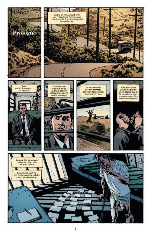 Fatale T4 : Toutes les larmes du ciel (0), comics chez Delcourt de Brubaker, Phillips, Breitweiser