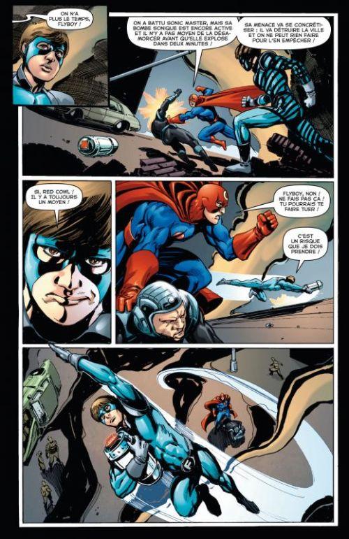 Sidekick T1 : Descente aux enfers (0), comics chez Delcourt de Straczynski, Mandrake, Peteri