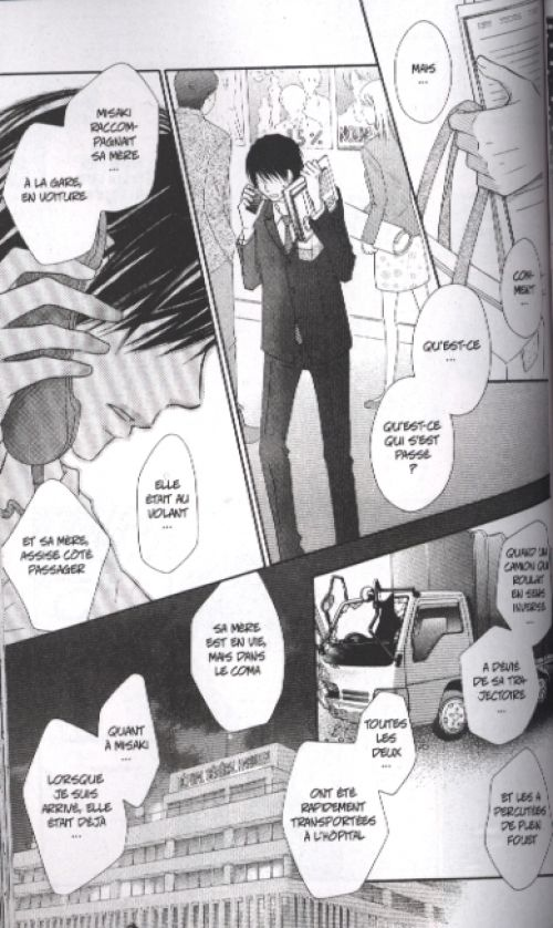 Love so life T11, manga chez Delcourt de Kouchi