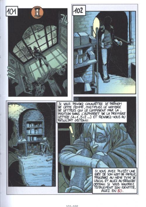 Captive, bd chez Makaka éditions de Manuro, MC