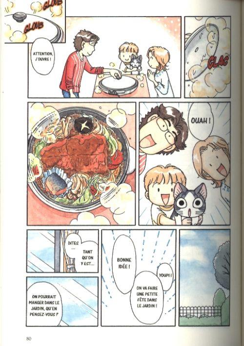 Chi - une vie de chat T11, manga chez Glénat de Konami