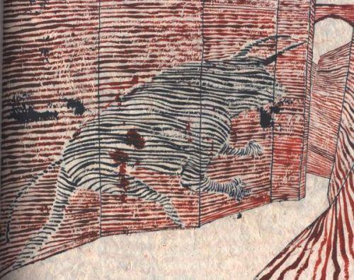 Italiques, bd chez Delcourt de Alfred