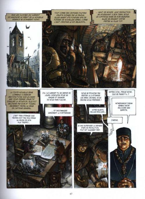 Moi, Dragon : La saga (0), bd chez Glénat de Gimenez