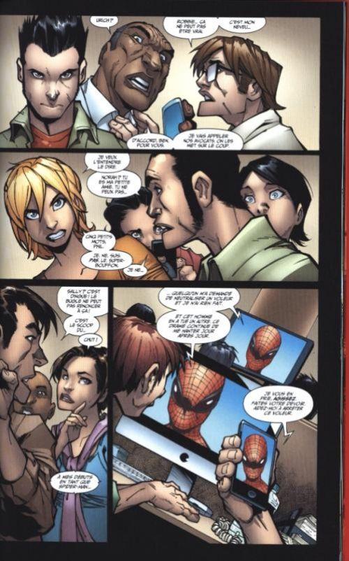 Superior Spider-Man T3 : Fins de règne (0), comics chez Panini Comics de Slott, Gage, Camuncoli, Ramos, Fabela, Delgado