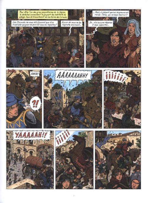 Vasco T26 : La cité ensevelie (0), bd chez Le Lombard de Chaillet, Rousseau, Chaillet
