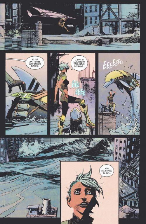 The Wake, comics chez Urban Comics de Snyder, Murphy, Hollingsworth