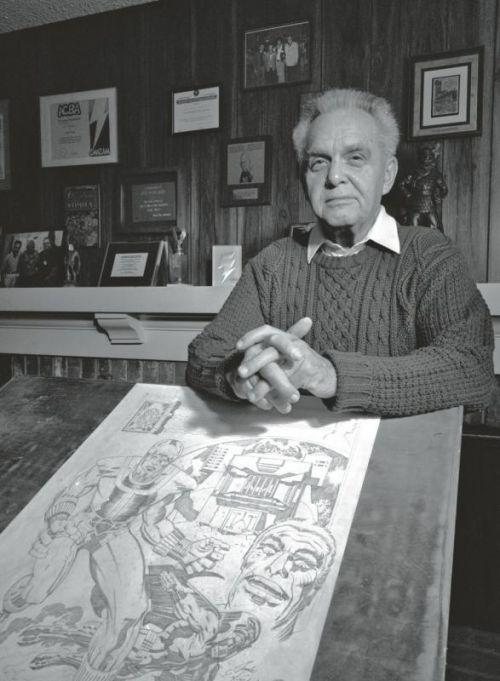 Jack Kirby, King of comics, comics chez Urban Comics de Evanier, Kirby