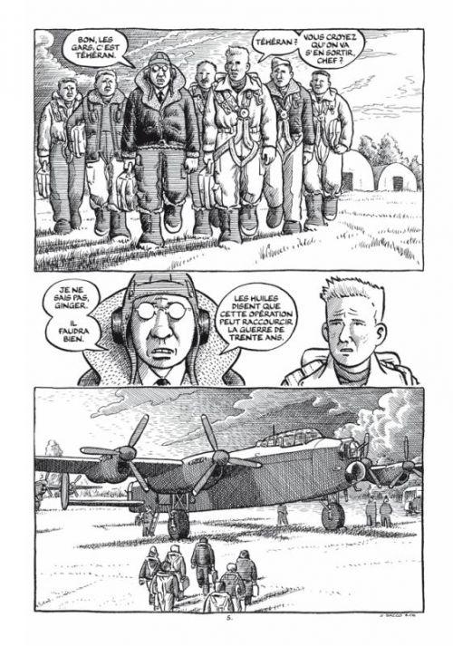 Bumf T1, comics chez Futuropolis de Sacco