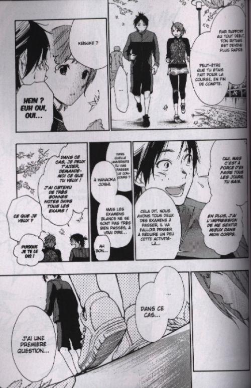 Cœurs à cœurs T8, manga chez Bamboo de Minase